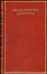 shakspere's sonnets edward dowden