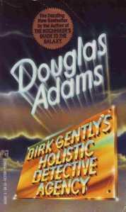dirk gently's holistic detective agency douglas adams