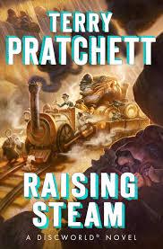 raising steam terry pratchett