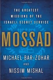 mossad michael bar-zohar nissim mishal
