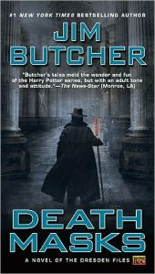 death masks jim butcher