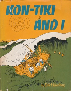 Kon-tiki and i erik hesselberg