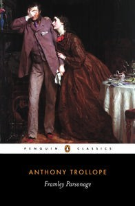 framley parsonage anthony trollope