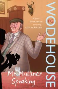 mr mulliner speaking pg wodehouse
