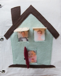 busy book page 2b felt house