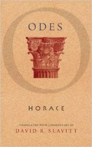 odes horace david slavitt