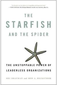 starfish and spider ori brafman rod a beckstrom