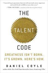 talent code daniel coyle
