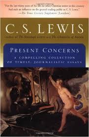 present concerns c.s. lewis