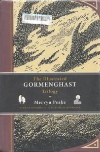 gormenghast trilogy mervyn peake overlook 2011
