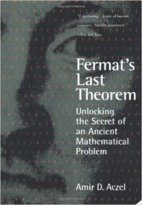fermats last theorem aczel four walls eight windows 1996