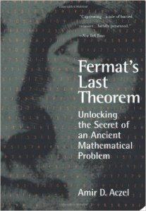fermats last theorem aczel four walls eight windows 1996