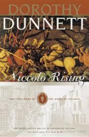 niccolo rising dunnett vintage books 1999
