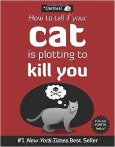 how to tell if your cat is plotting to kill you inman andrews mcmeel 2012