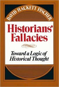 historians fallacies hackett fischer harper perennial 1970