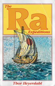 ra expeditions heyerdahl scribner laidlaw just-a-taste libraries 1988
