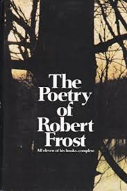 poetry of robert frost holt rinehart winston 1969