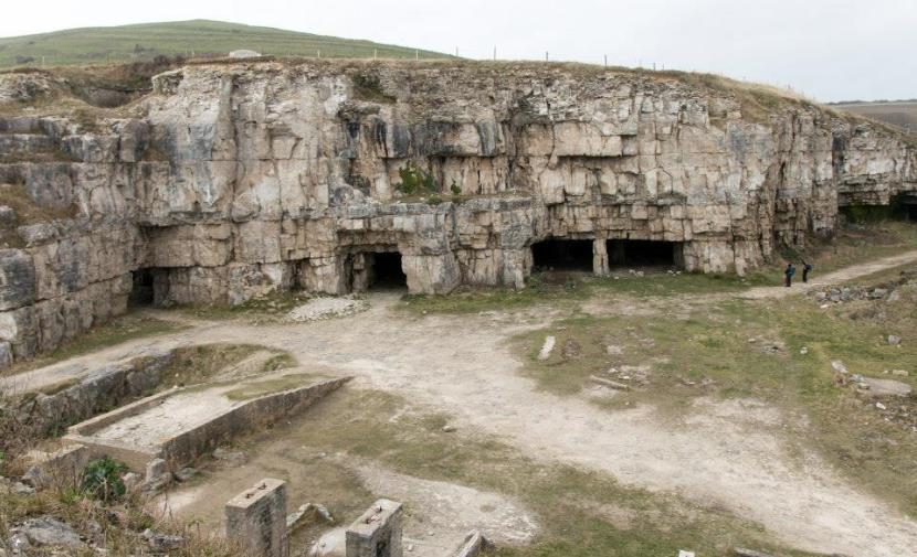 Winspit Quarry 2014