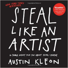 steal like an artist kleon workman publishing 2012
