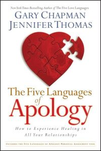 five languages of apology chapman thomas thomson gale 2007