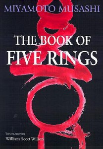 book of five rings musashi wilson kodansha international 2002