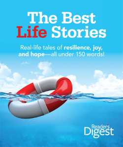 best life stories reader's digest 2013