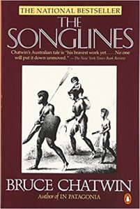 songlines bruce chatwin penguin books 1987