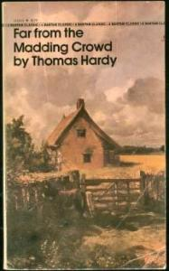 far from the madding crowd thomas hardy bantam classic 1982