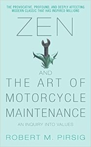 zen and the art of motorcycle maintenance pirsig harpertorch 2006
