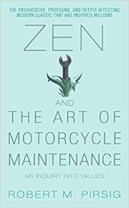 zen and the art of motorcycle maintenance pirsig harpertorch 2006