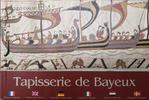 tapisserie de bayeux editions artaud freres 2011